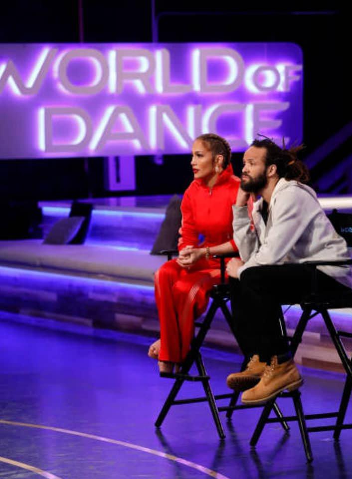 """""""World Of Dance"""" - Saison 2"""