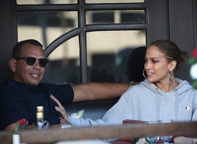 Jennifer & Alex à Beverly Hills le 31.08.2018