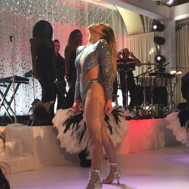 Jennifer performant à un mariage le 01.09.2018