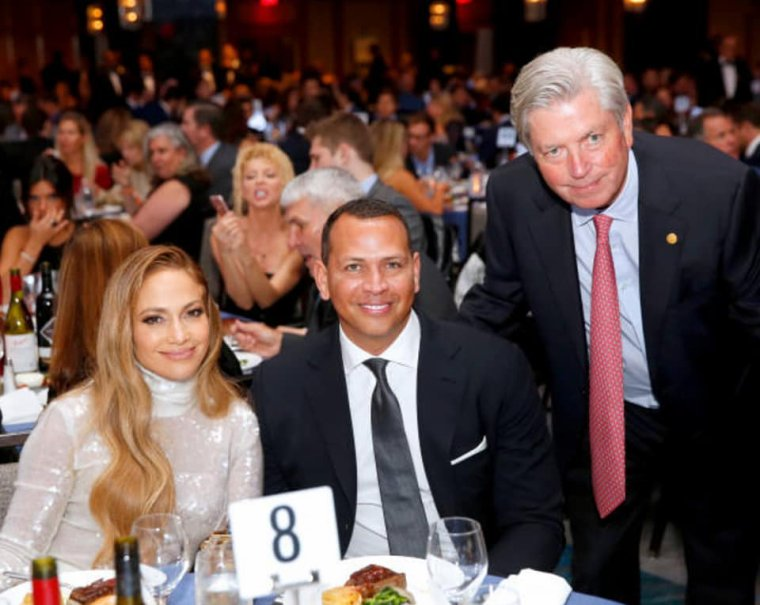 "Jennifer & Alex au ""The Buoniconti Fund's Great Sports Legends Dinner"" le 24.09.2018 à New York"