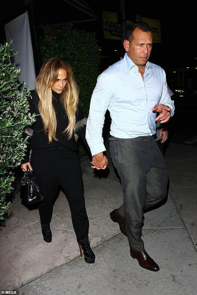 Jennifer & Alex le 08.10.2018 à Los Angeles