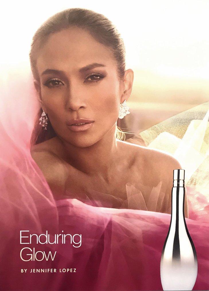 """Parfum """"Enduring Glow"""""""