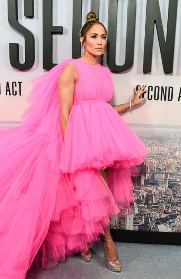 """(12.12.2018) Première de """"Second Act"""" à New York"""