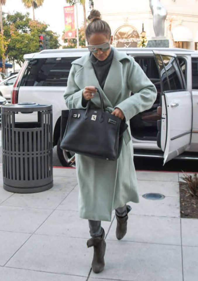 (22.12.2018) Jennifer à Los Angeles