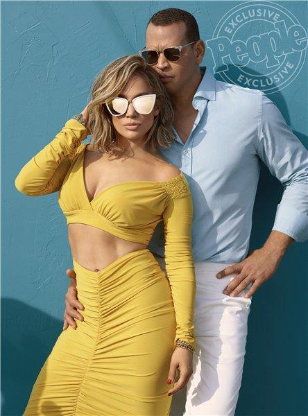 """""""Quay Australia"""" (lunettes de soleil) 2019 - J.Lo & A-Rod"""
