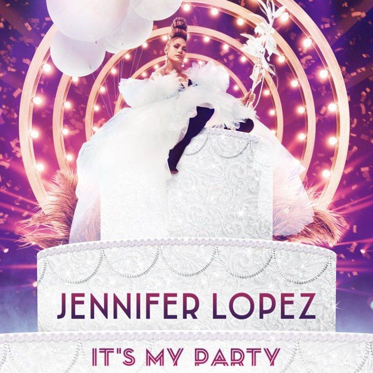 """""""It's My Party Tour"""" - Tournée U.S Juin/Juillet"""