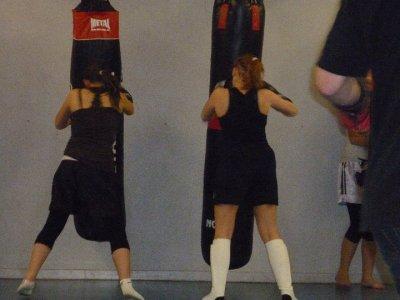 la boxe <3