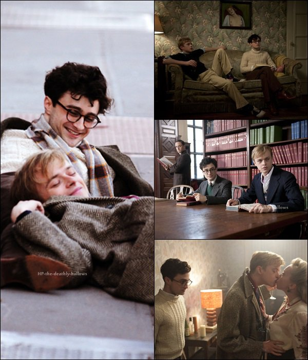 Film / Daniel Radcliffe / Kill Your Darlings