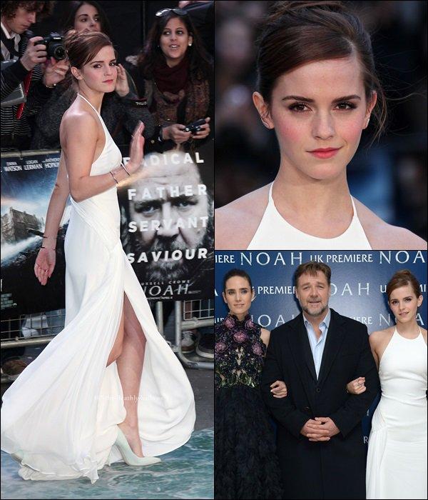 Avants Premières / Emma Watson / Noé