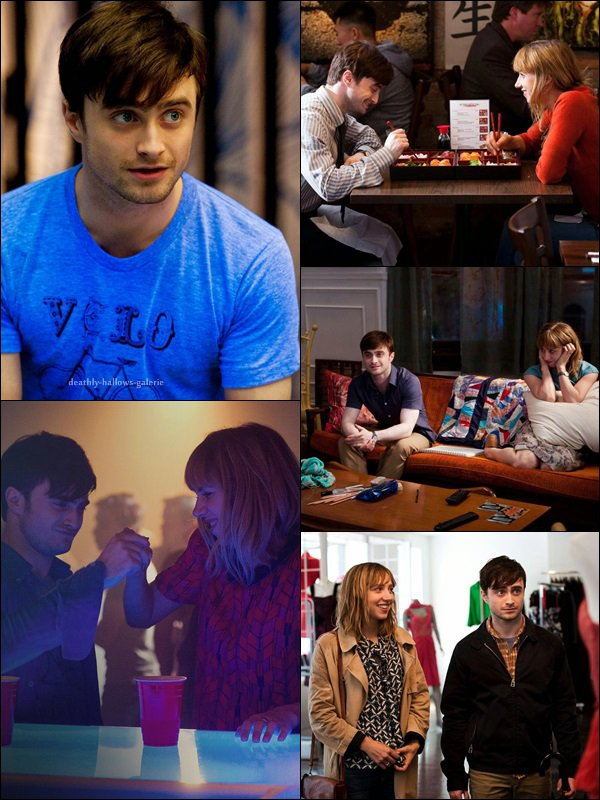 Film / Daniel Radcliffe / What If ? (The F Word)