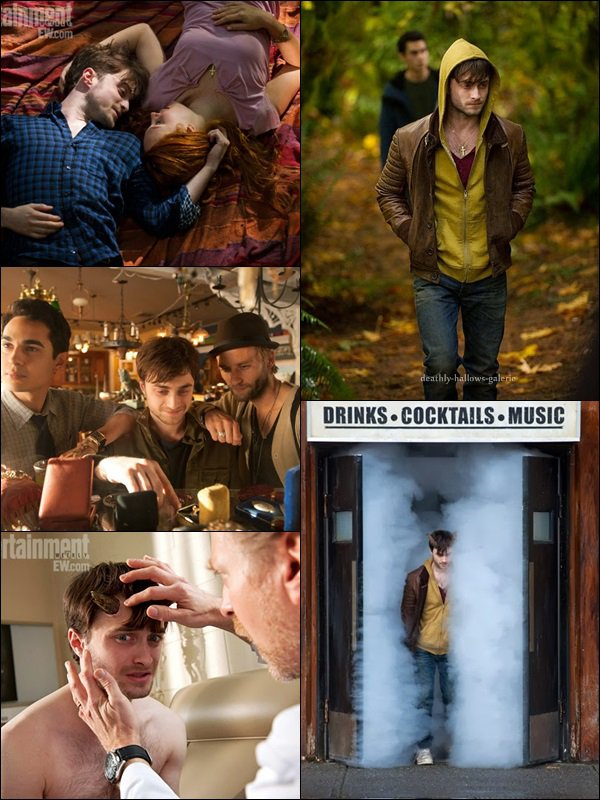 Film / Daniel Radcliffe / Horn