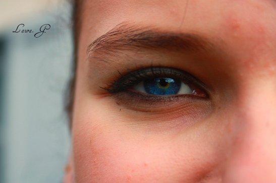 ; C'est dans les yeux que l'on comprend ce que veux l'autre.