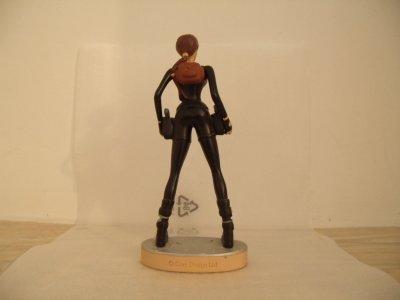 La n°3 : Sur les traces de Lara Croft, Tour von croy.