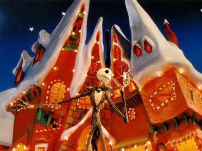L'étrange Noël de Mr. Jack / L'étrange Noël de M. Jack - Que vois-je  (1990)