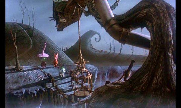 L'étrange Noël de M. Jack  / L'étrange Noël de M. Jack - Kidnapper le Perce-Oreilles  (1990)
