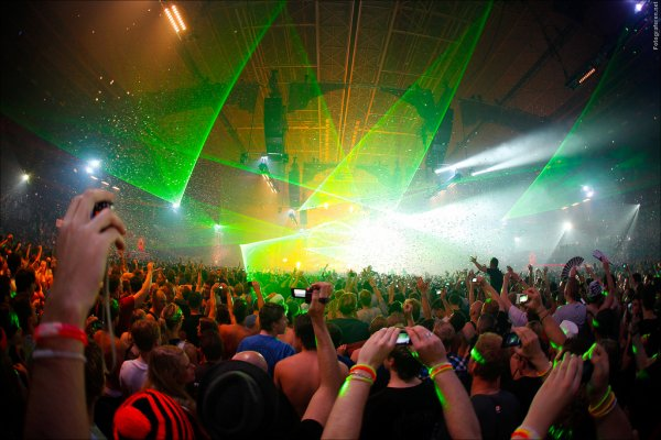 Gallerie Defqon One & Qlimax