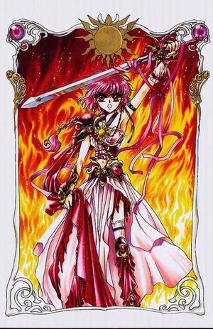 Hikaru Shido - Magic Knight Rayearth pour Chibi
