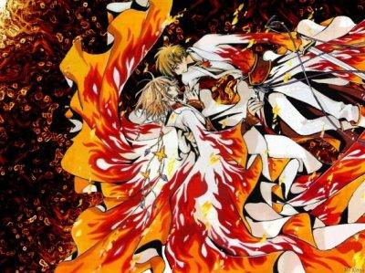 Sakura - Flame - TRC