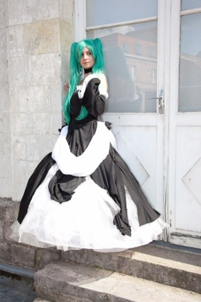 Hatsune Miku - Vocaloid canarella version