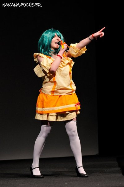 Ranka Lee - Macross Frontier