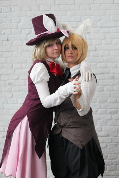 Rin Kagamine - Mad Hatter