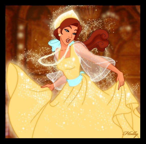 La princesse :D