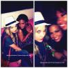 ..25 Août »  Ashley a encore posté deux nouvelles photos sur son Twitter : - l'une avec Christina Milian et elle-même - l'une avec une certaine Lauren, Christina Milian et Ashley..