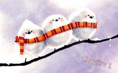 Chapitre 1 -Noël Départ pour les USA ; )