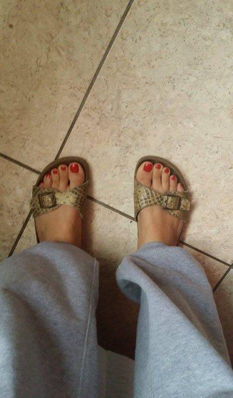 les pieds a sasa