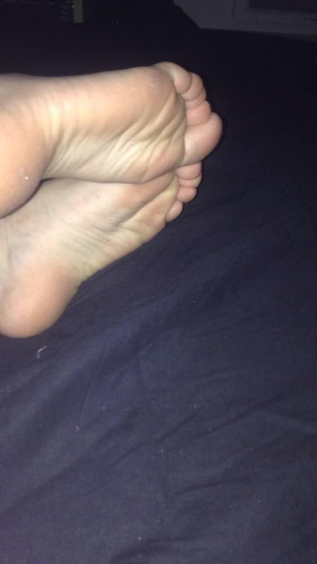 ces pieds encore