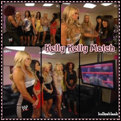 kelly kelly Match