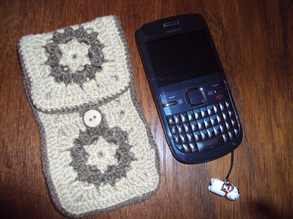 Pochette de portable