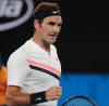 Australian Open 2018 Roger contre Richard Gasquet