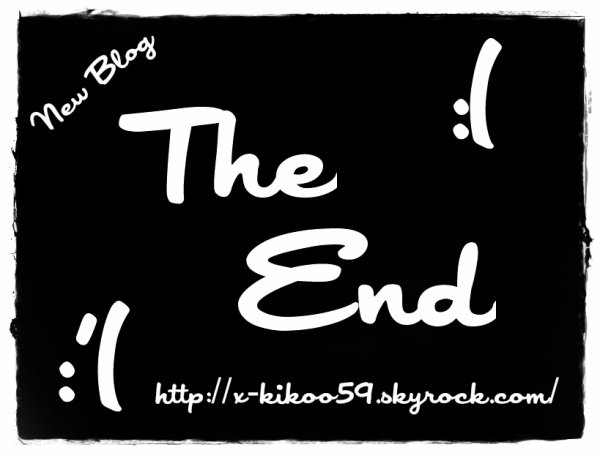 Je Change De Blog ! :)