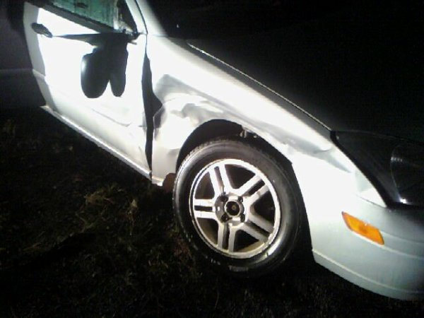 L'acciDent D'AUTo Ake MA MOM -_____-