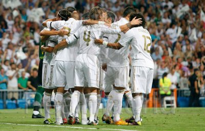 REAL MADRID new season 2011
