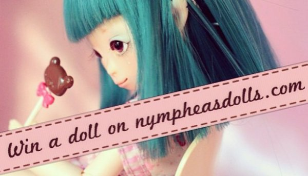 Concours Nympheas Dolls