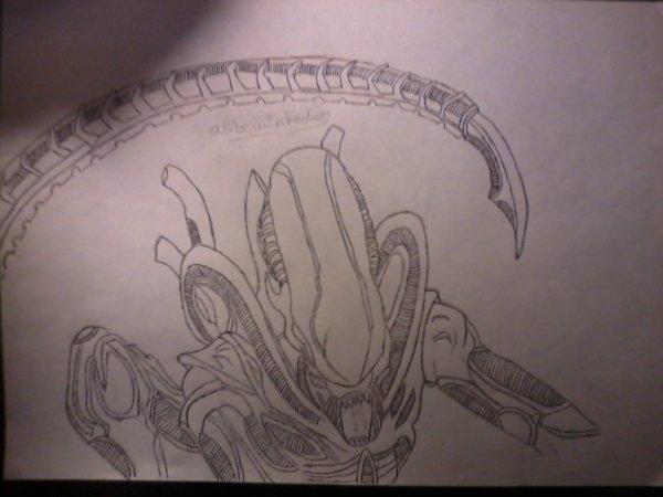 xenomorphe aliens premier partie