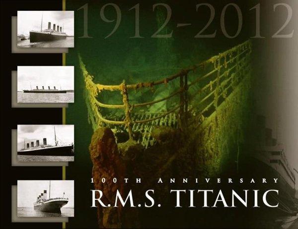 100è anniversaire du naufrage.