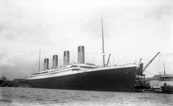 Un Titanic II en 2016 ?