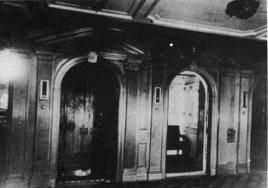 Les ascenseurs du Titanic
