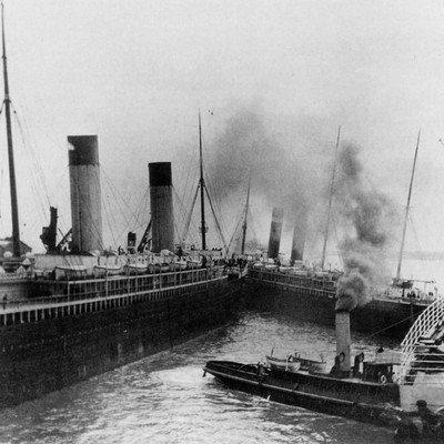Le Titanic et le New-York