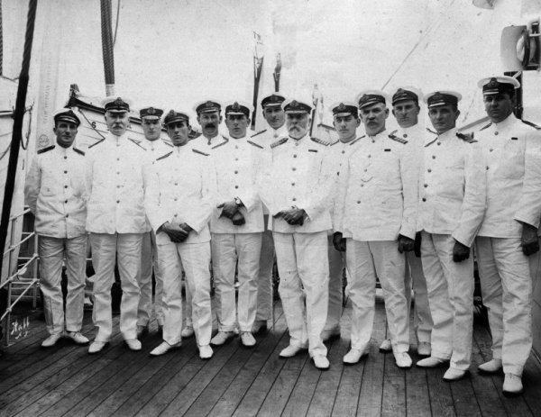 L'équipage du Titanic