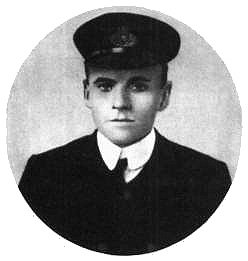 Charles Lightoller, le 2ème officier du Titanic