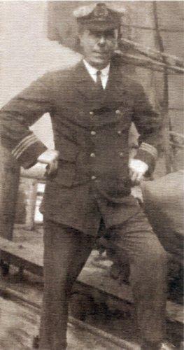 Robert Hichens, un des quartiers-maitres du Titanic