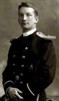 Reginald Lee, l'un des 6 veilleurs du Titanic