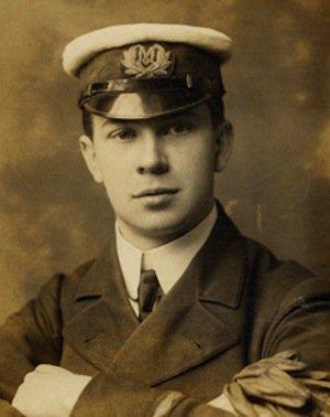 Jack Phillips, l'opérateur radio