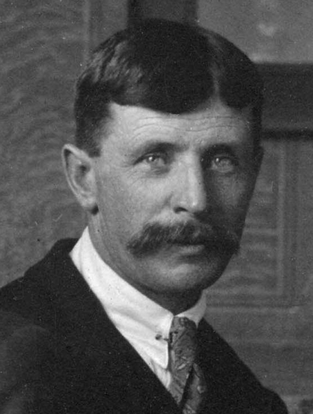 Walter Perkis, quartier-maître du Titanic