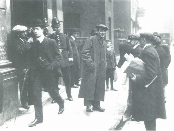 Archie Jewell, veilleur du Titanic