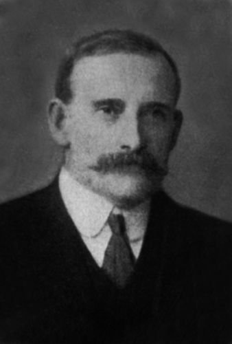 Joseph Bell, le chef mécanicien